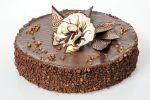 Smetanový dort nugátový, Ø 23 cm 450 Kč,    Ø 15 cm 270 Kč . Termín objednání 2 dny.